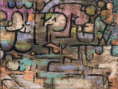 After The Floods Paul Klee