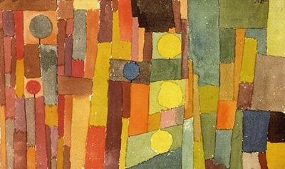 In the Style of Kairouan Paul Klee