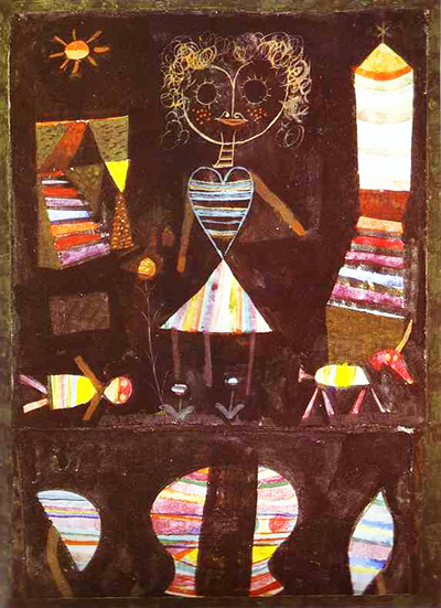 Puppet Theatre Paul Klee